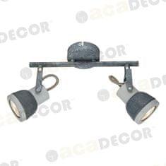 ACA ACA Lighting Spot nástěnné a stropní svítidlo MC167792C