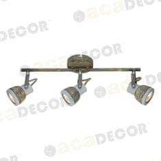 ACA ACA Lighting Spot nástěnné a stropní svítidlo MC167793R