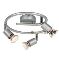 ACA ACA Lighting Spot stropní svítidlo MC634SL3G