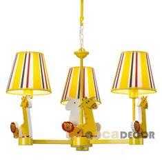 ACA ACA Lighting Dětské závěsné svítidlo MD04553A