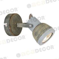 ACA ACA Lighting Spot nástěnné a stropní svítidlo MC167791R