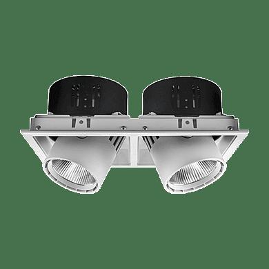 Gracion Gracion LED vstavané svietidlo R45-56-4090-24-WH 253463345