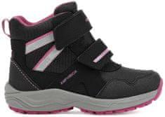 Geox dívčí zímní boty Kuray