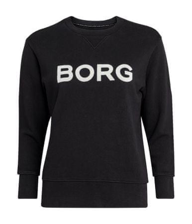 Björn Borg női pulóver Crew B Sport, 42, fekete