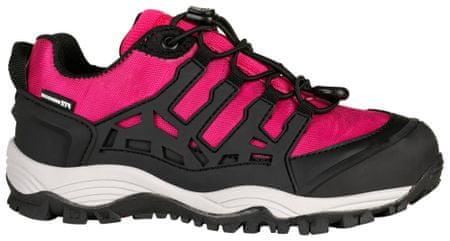 ALPINE PRO Golovino dječje cipele za planinarenje, crno/roza, 28