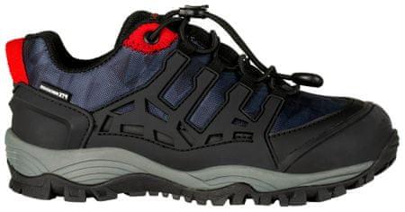 ALPINE PRO Golovino dječja obuća za planinarenje, crna/plava, 30
