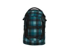 Satch Školský batoh Satch pack - Blue Bytes