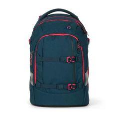 Satch Školský batoh Satch pack Pink Phantom