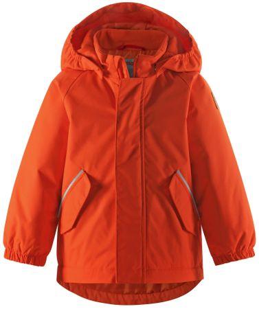 Reima detská zimná bunda Antamois 104 oranžová