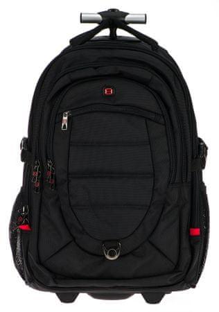 Enrico Benetti férfi hátizsák Cornell 47085 fekete
