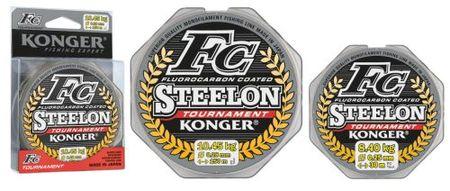 Konger Vlasec Steelon FC Tournament 0,22mm/150m