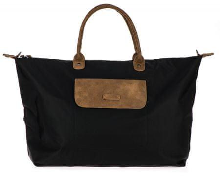 Enrico Benetti ženska torba za nakupe Chambéry 66368, črna