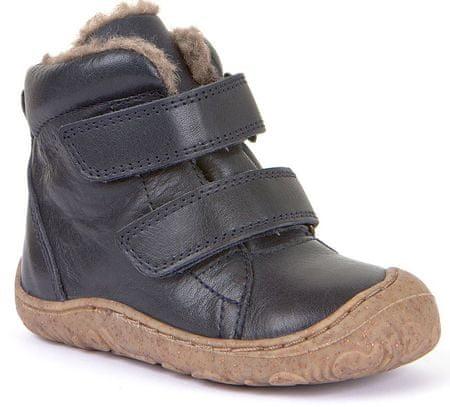 Froddo dětské kotníkové boty 20 tmavě modrá