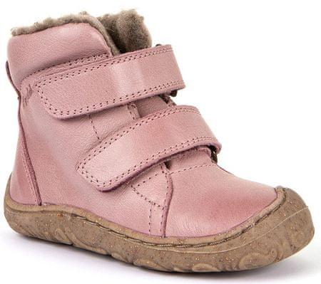 Froddo dětské kotníkové boty 26 růžová