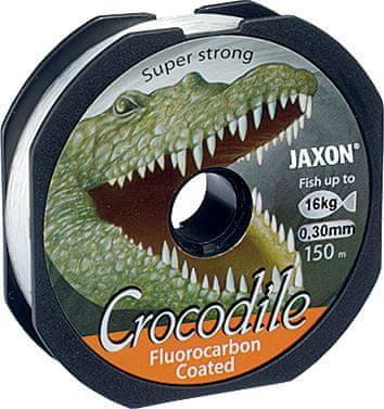 Jaxon Vlasec Crocodile FC. Coated 25m 0,12mm