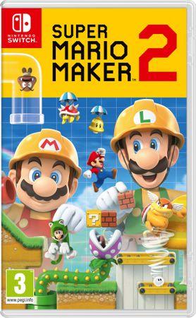 Nintendo Super Mario Maker 2 igra (Switch)