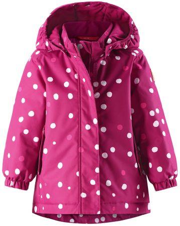 Reima dievčenské zimná bunda Aseme 92 ružová