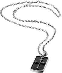Police Pánský náhrdelník Knights Cross PJ25872PSS/01