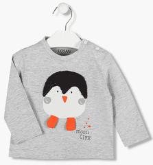 Losan chlapecké tričko s tučňákem