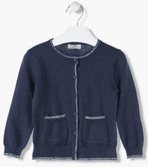 Losan dívčí svetr s knoflíky