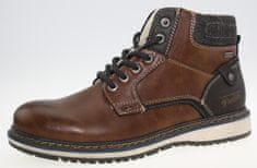 Tom Tailor pánská kotníčková obuv 7985302