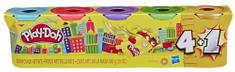 Play-Doh Zlaté balenie 5ks