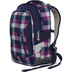 Satch Školský batoh Satch Sleek Berry Carry