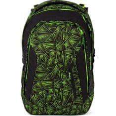 Satch Školský batoh Satch Sleek Green Bermuda