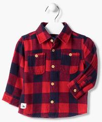 Losan chlapecká flanelová košile