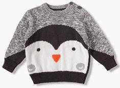 Losan chlapecký svetr s tučňákem