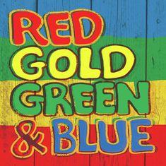 Red Gold Green & Blue (2x LP) - LP
