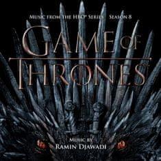Game of Thrones Soundtrack: Hra o trůny - 8. série (2x CD) - CD