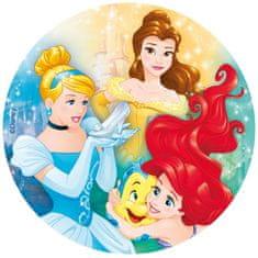 Dekora Jedlý papír princezny Disney 20cm