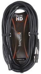 Bespeco HDFM900 Mikrofonní kabel