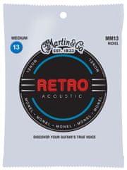 Martin Retro Medium Kovové struny na akustickú gitaru