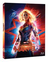 Captain Marvel (Sběratelská edice) - Blu-ray