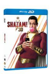 Shazam! 3D+2D (2 disky) - Blu-ray