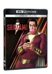 Shazam! (2 disky) - Blu-ray + 4K Ultra HD