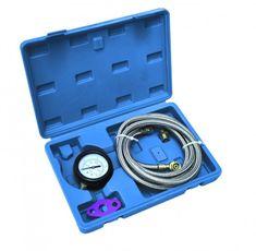 QUATROS Tester tlaku průchodnosti výfukových plynů, katalyzátoru