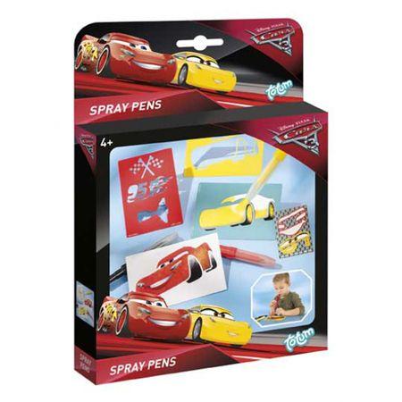 Totum Cars 3 set za barvanje
