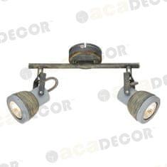 ACA ACA Lighting Spot nástěnné a stropní svítidlo MC167792R
