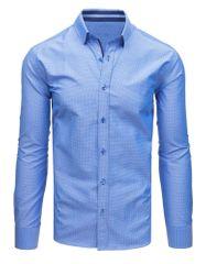 BUĎCHLAP Nebesky modrá pánska košeľa