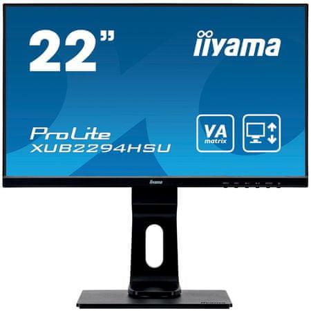 iiyama ProLite XUB2294HSU-B1 monitor