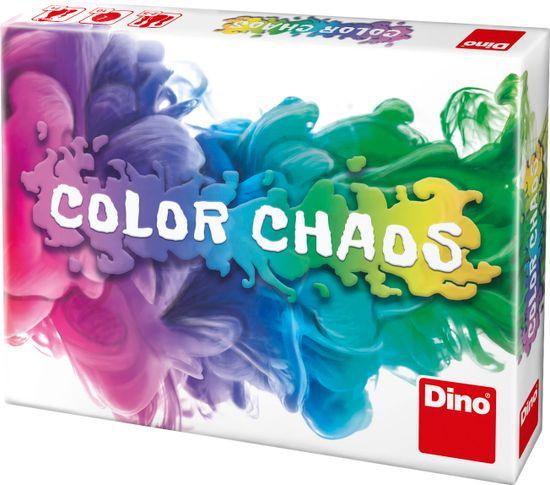 DINO Color chaos cestovná hra