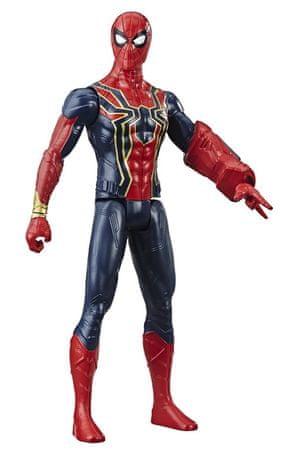 Avengers Figurka Titan hero Iron Spider 30cm