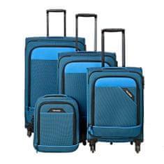 Travelite Derby 4w S,M,L – sada 3 kufrů + Board Bag
