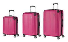 Travelite City 4w S,M,L – sada 3 kufrů