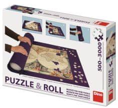 DINO Podložka pod puzzle nová