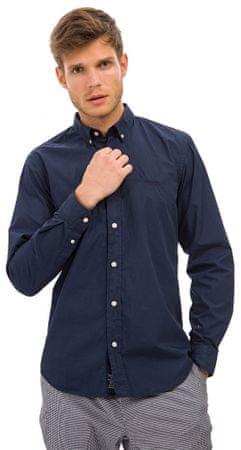 Galvanni Caddo moška srajca, M, temno modra