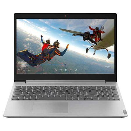Lenovo IdeaPad L340-17 HD+ i3-8145U 4/256 DOS prenosnik, siv (81M00022SC)